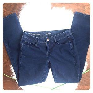 LOFT Jeans - ⭐️5/$30 Ann Taylor Loft Modern Straight Jeans